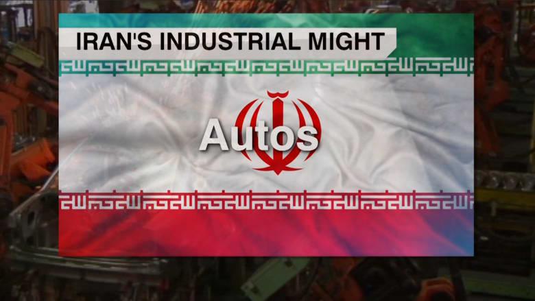 شركات غربية ترصد السوق الإيرانية.. هل تتحول إيران لمركز المنطقة الصناعي؟