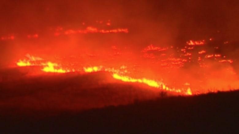 بالفيديو.. أوباما يعلن الطوارئ لمكافحة الحرائق في ولاية واشنطن