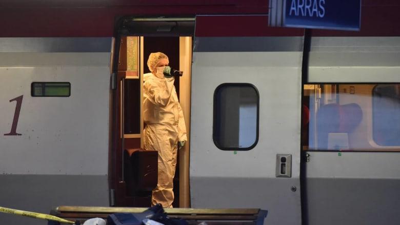 إصابة ثلاثة أشخاص إثر إطلاق نار في قطار بفرنسا.. وجنديان أمريكيان يُسيطران على المنفذ