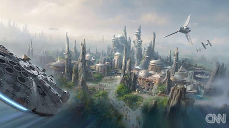 """أحدث مشاريع عالم ديزني... مدينة """"ستار وورز"""" الترفيهية"""