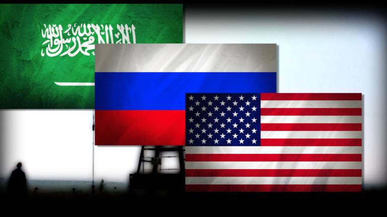"""صراع """"العض على الأصابع"""" بين أمريكا والسعودية وروسيا.. من سيحسم معركة سوق النفط؟"""