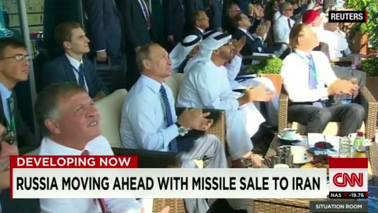 روسيا تبيع صواريخ لإيران... وبوتين يتقرب من الملك عبدالله والشيخ محمد بن زايد