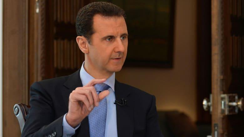 الأسد: أردوغان دمية وأرد على إسرائيل بداخل سوريا.. نحن مع مصر بخندق واحد وأدعو لتوحيد البندقية مع العراق وحزب الله