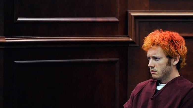 """12 حكماً بالمؤبد وأحكام بالسجن 3318 سنة على جيمس هولمز مرتكب مذبحة سينما """"أورورا"""""""
