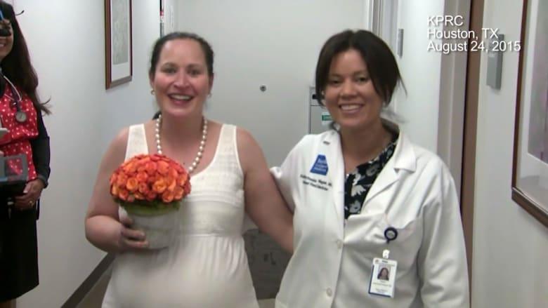 هدية عرسهما الأولى... طفلة تولد بعد ساعات من الزفاف