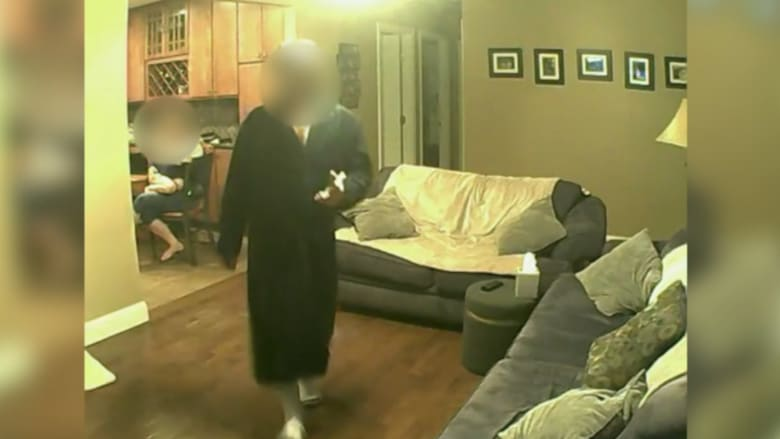 بالفيديو.. قراصنة يخترقون نظام كاميرا منزلية