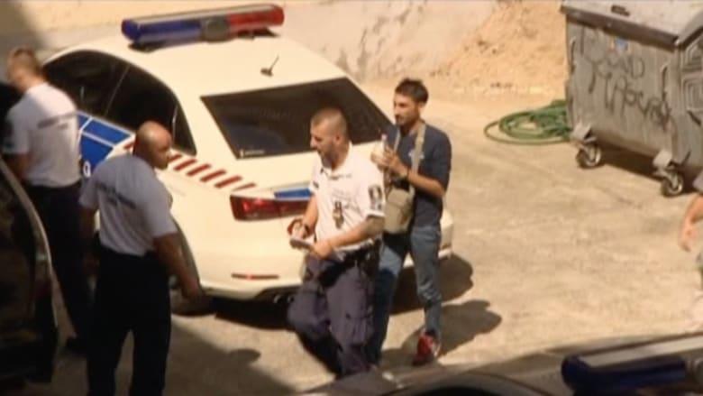 بالفيديو.. القبض على 4 أشخاص في المجر بتهمة تهريب المهاجرين