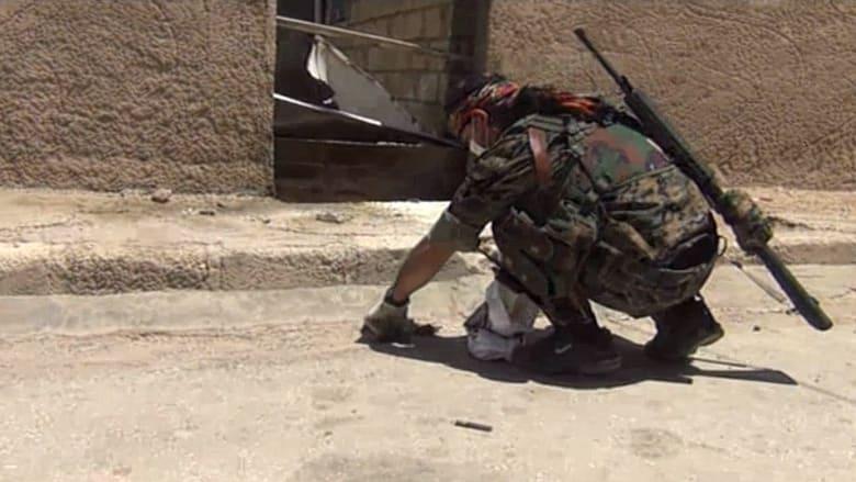 وحدات حماية الشعب الكردية: الحسكة تعرضت لهجوم كيماوي من قبل داعش