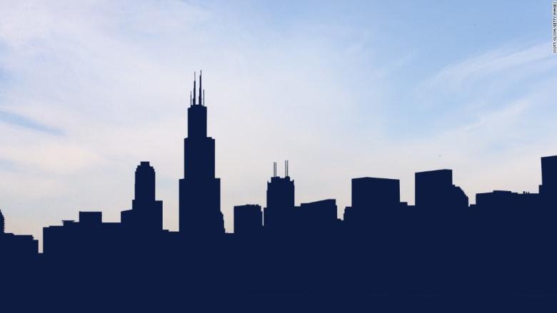 ماهي المدينة المعروضة في الصورة؟