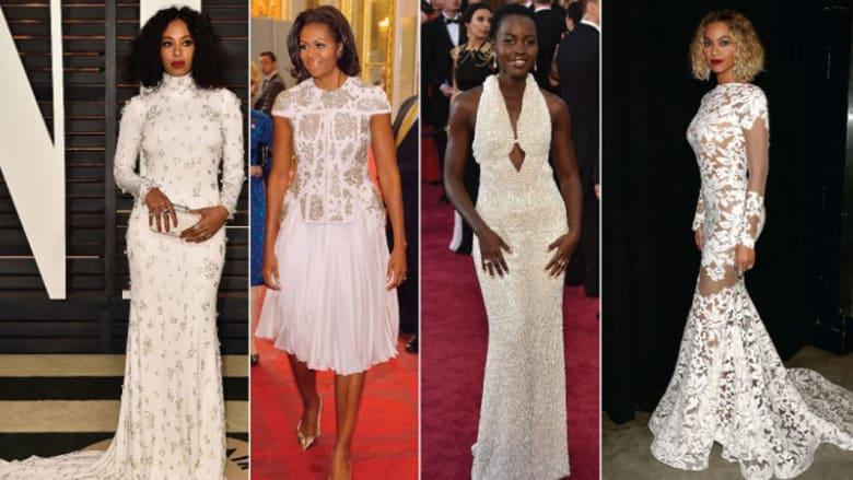 """بيونسيه وميشيل أوباما بين زبوناتها الوفيات... تعرفوا على دار """"كسوة"""" للأزياء الأفريقية الفاخرة"""