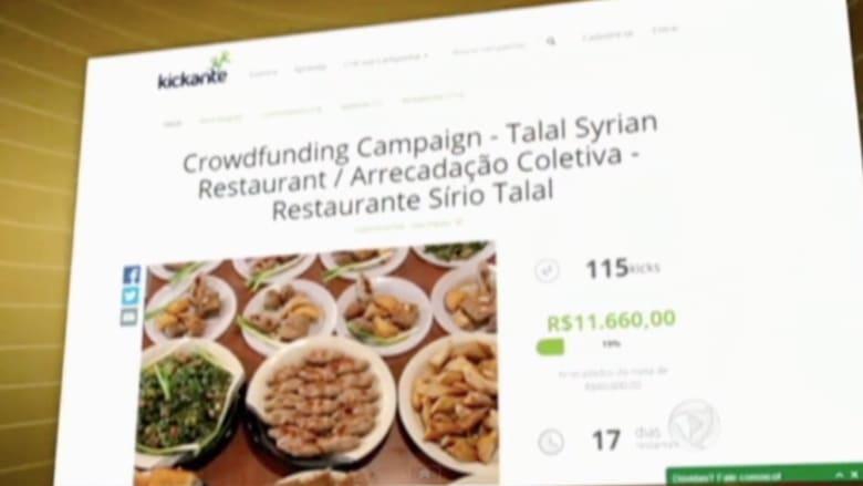 بالفيديو.. قصة مهندس سوري هرب إلى البرازيل فأصبح طباخاً
