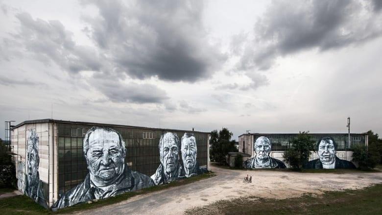 """7 جداريات """"راديكالية"""" غيرّت وجوه المدن من حول العالم"""