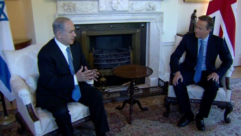 بالفيديو.. نتنياهو يدعو للتعاون مع إسرائيل لدحر داعش وإيران