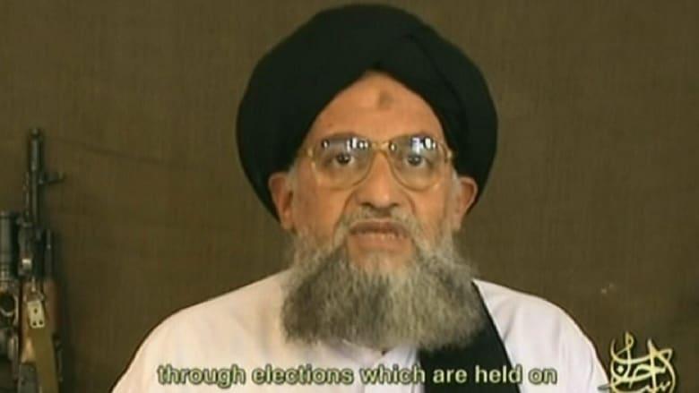 """الظواهري يدعو مسلمي أمريكا والغرب إلى شن هجمات """"الذئاب المنفردة"""""""
