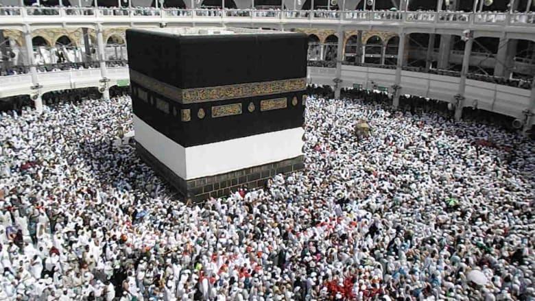بالفيديو.. مشاهد روحانية من المسجد الحرام في موسم الحج