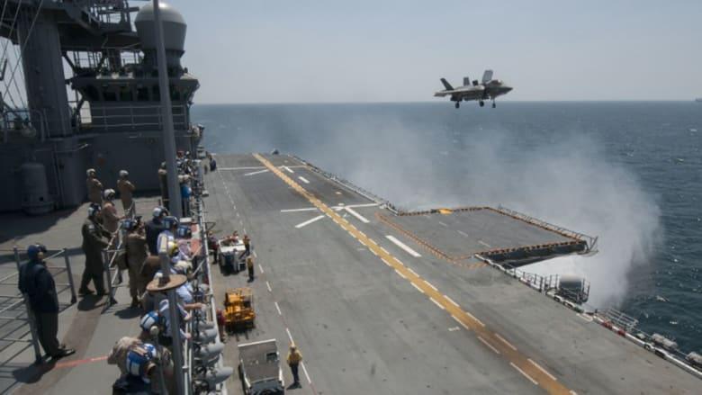 """خلاف حول استعداد طائرة """" F-35"""" الشبح للقتال رغم إنفاق 400 مليار دولار لتطويرها"""