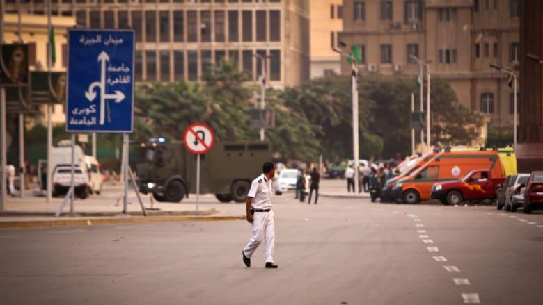 مصر.. تفجير عبوة قرب مبنى تابع للخارجية وتفكيك أخرى ومقتل عميد شرطة في هجوم بسيناء