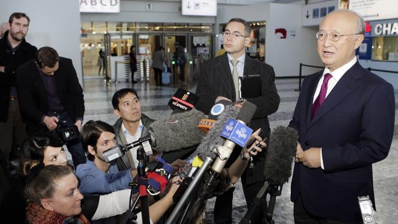 """مدير وكالة الطاقة الذرية بزيارة موقع """"بارشين"""" وصفتها طهران بـ""""البروتوكولية"""""""
