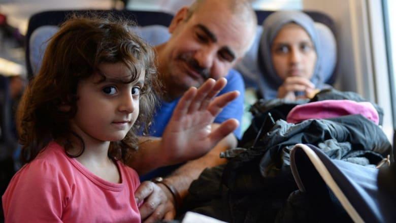 اللاجئون السوريون والعراقيون يرفضون العيش في فرنسا رغم فتحها أبوابها أمامهم