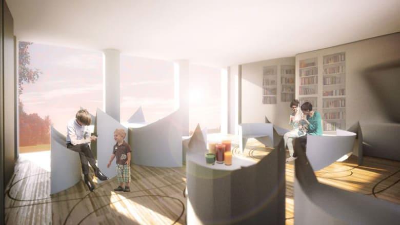 منزل متحول..5 غرف باستوديو تبلغ مساحته 40 متر مربع فقط!