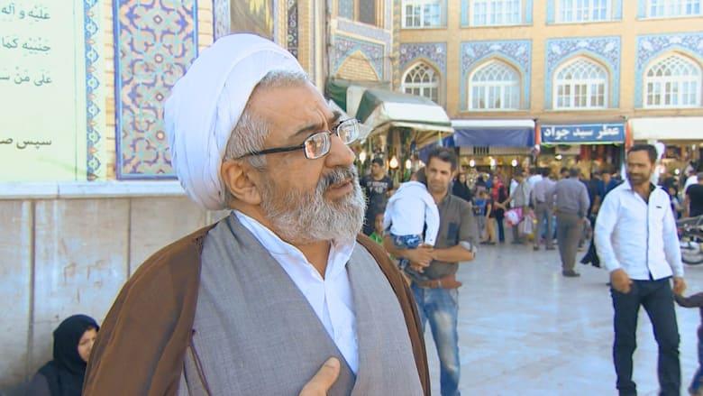 مراسل CNN من قم: التيار المحافظ بين رجال الدين بإيران لا يثق بأمريكا والتعاون مع الغرب يقلقه