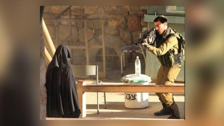 """وزارة الإعلام الفلسطينية: الصور تنسف الرواية الاسرائيلية حول مقتل هديل الهشلمون.. ومغردون: """"شهيدة النقاب"""""""