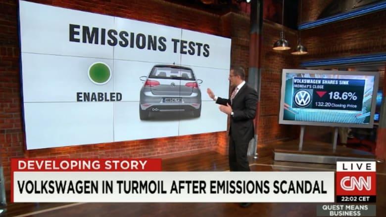 بالفيديو.. كيف تمكنت فولكس فاغن من خداع اختبارات الانبعاثات الغازية؟
