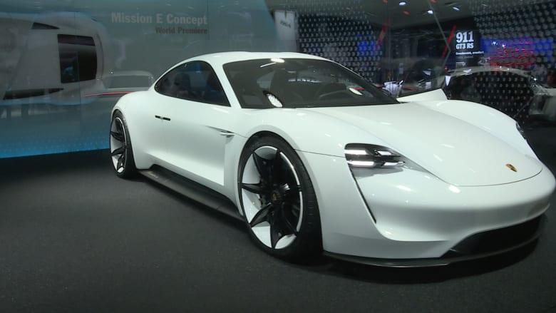 كيف ستعمل السيارات الرياضية بالكهرباء في المستقبل؟