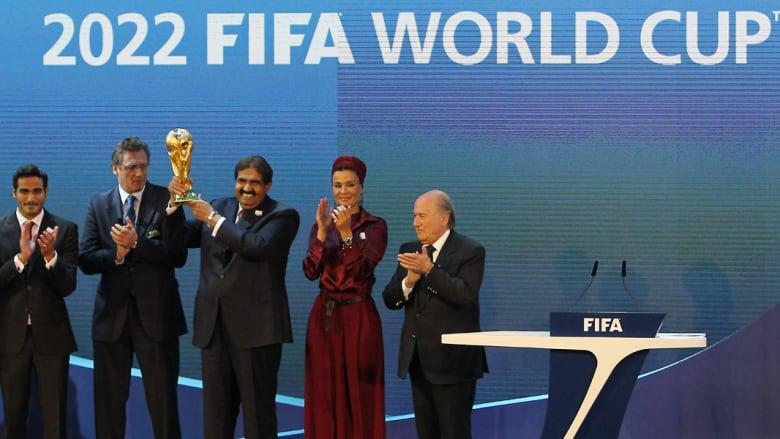 الفيفا: إقامة كأس العالم 2022 في قطر من 21 نوفمبر إلى 18 ديسمبر