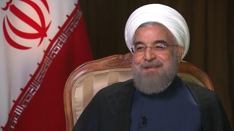 روحاني: بقاء الأسد في السلطة سيضمن نجاحنا في القضاء على الإرهاب