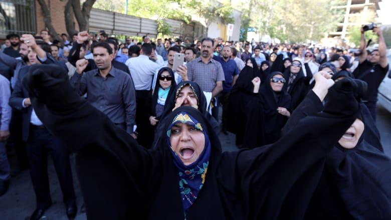 """إيران ترفع وفياتها بـ""""كارثة منى"""" إلى 226.. وتؤكد دخول ركن آبادي للحج بـ""""جواز عادي"""""""