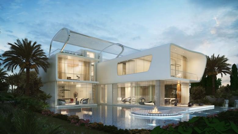 الخيال أصبح واقعاً..تصميم منازل شبيهة بالسيارات فائقة السرعة!