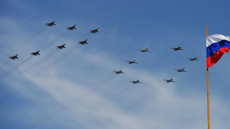 ما هي الأسلحة التي تستخدمها روسيا في ضرباتها الجوية في سوريا؟