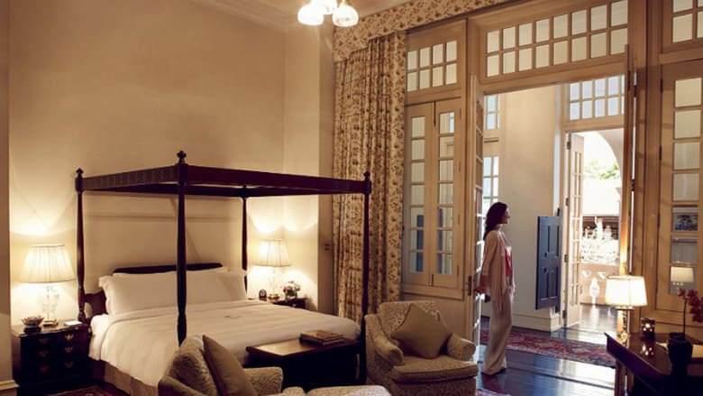 هذه الفنادق تتميز بأجنحة فاخرة لكبار الشخصيات..تفوق ما اعتاد عليه ضيوف المنتجعات