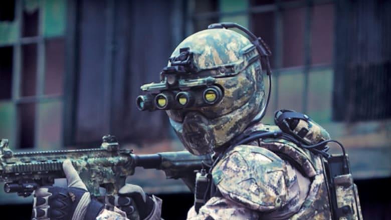 """بالفيديو: آخر الأسلحة العسكرية.. الجيش الأمريكي يستعين بـ """"الرجل الحديدي"""""""