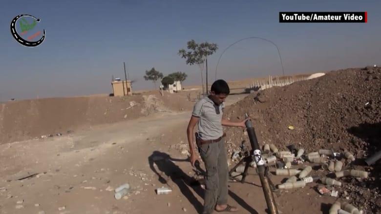 من هم اللاعبون الرئيسيون في الحرب داخل سوريا؟