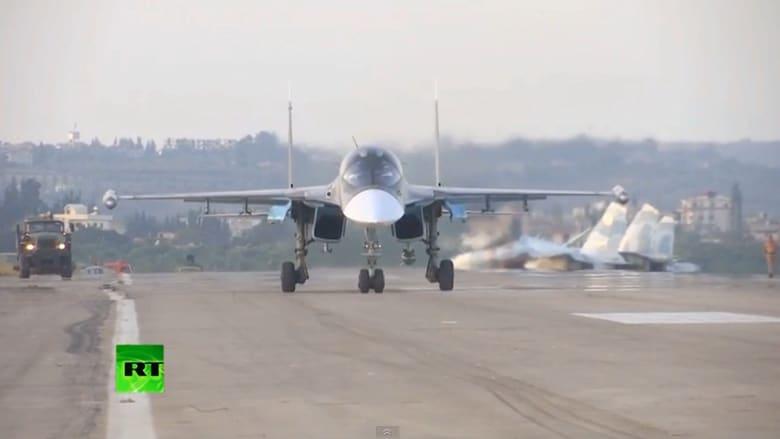 """روسيا تزيد قواتها في سوريا و""""تنتهك"""" فضاء تركيا لمرتين.. والناتو يحذر من المواجهة بين البلدين"""
