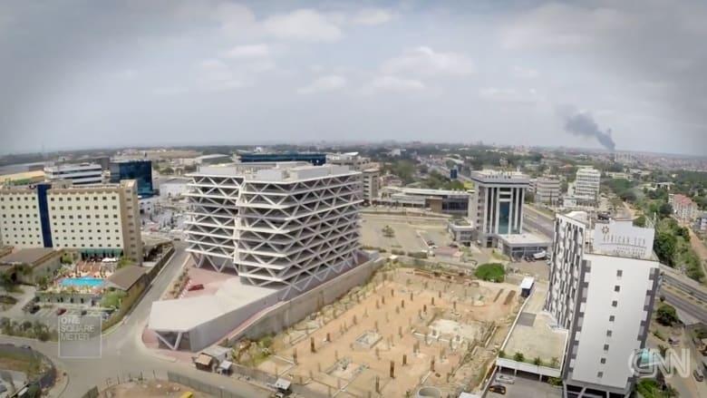 """بالفيديو.. هل تساعد """"مدينة المطار"""" على فتح باب الأعمال في غرب أفريقيا؟"""