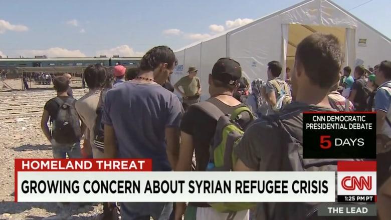 بالفيديو.. رئيس مكتبالتحقيقات الفدرالية: استقبالنا للاجئين قد يعرض أمن البلاد للخطر