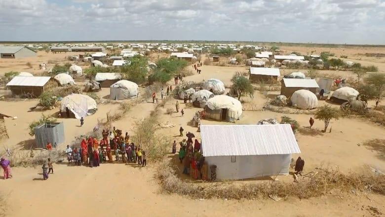 بالفيديو.. مخيم داداب في كينيا: لاجئون منسيون منذ أكثر من عشرين عاما