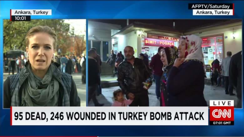 """تفجيرات أنقرة.. ماذا تعني لتركيا وسط أزمة اللاجئين وتهديدات """"داعش"""" والاضطرابات الكردية؟"""