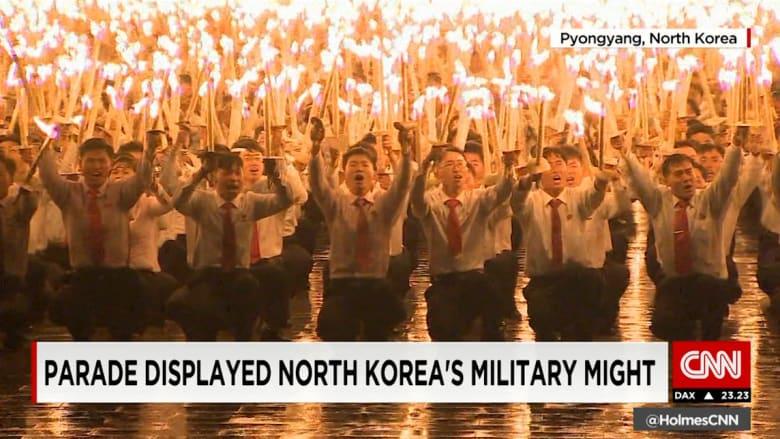 """نهاية أسبوع """"احتفالية"""" بكوريا الشمالية وسط حضور إعلامٍ دولي غير مسبوق"""