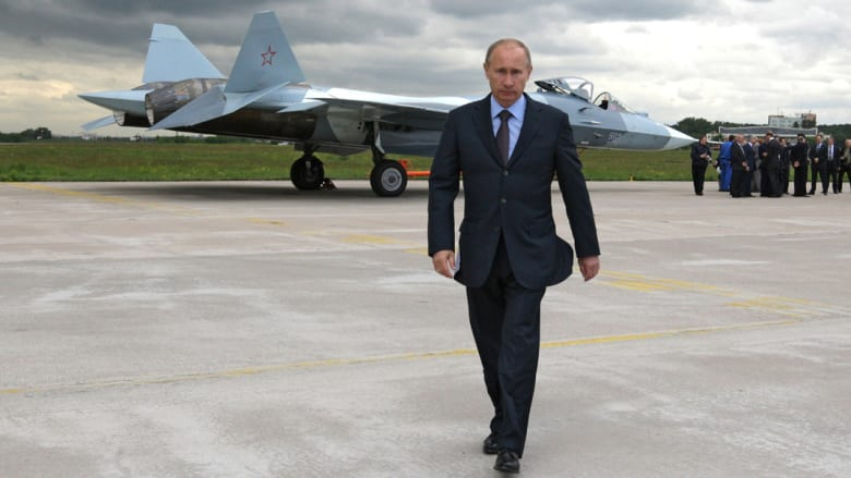 بوتين: لا يمكن أن يكون لسوريا إلا قائد واحد فقط.. ولا نسعى وراء نيل أي قيادة على البلاد