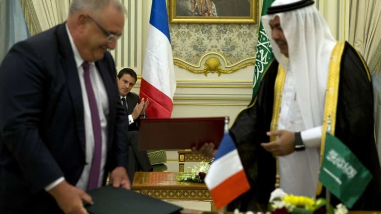 فرنسا والسعودية توقعان اتفاقيات اقتصادية بقيمة 10 مليارات يورو