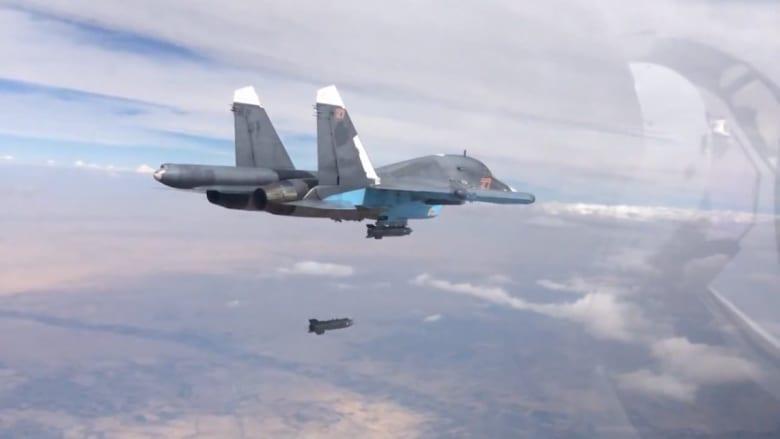 بأول حملة عسكرية لها بعيدا عن البلاد منذ سقوط الاتحاد السوفييتي.. هل تنجح موسكو في سوريا؟