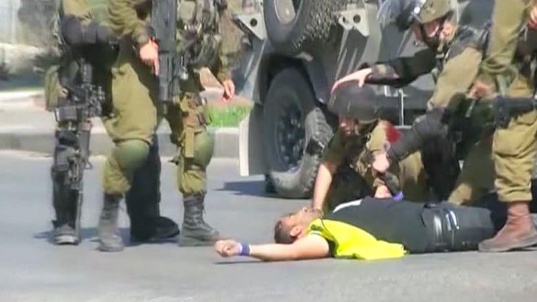بالفيديو.. العنف مستمر.. القوات الإسرائيلية تقتل فلسطينيين اثنين في الضفة وغزة