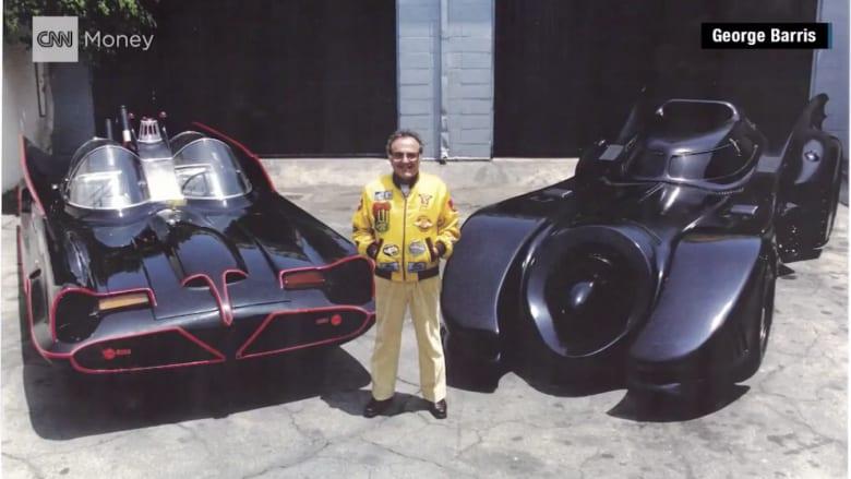 بالفيديو.. هل تحلم باقتناء سيارة باتمان الأصلية؟ تعرف على قدراتها الغريبة