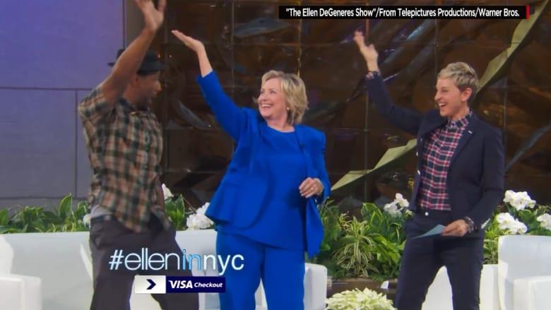 الرقص مع إيلين.. هل أصبح مؤهلاً للرئاسة الأمريكية؟