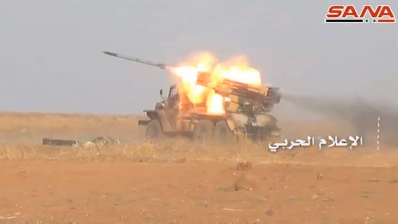 بالفيديو.. مقاتل من المعارضة السورية في حلب: الغارات الروسية تستهدفنا