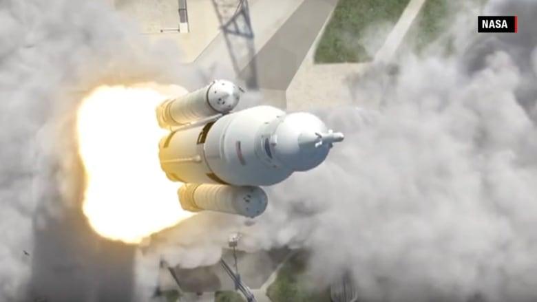بالفيديو.. رواد الفضاء قريباً إلى سطح المريخ.. على متن هذا الصاروخ